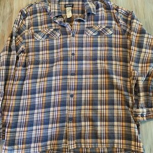 Patagonia Flannel Button Up